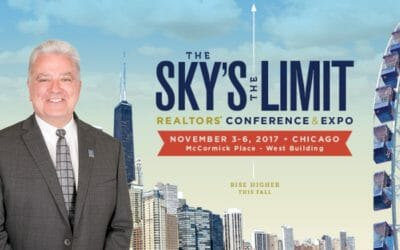 Quincy Virgilio Arrives in Chicago! The REALTORS® Conference & Expo 2017