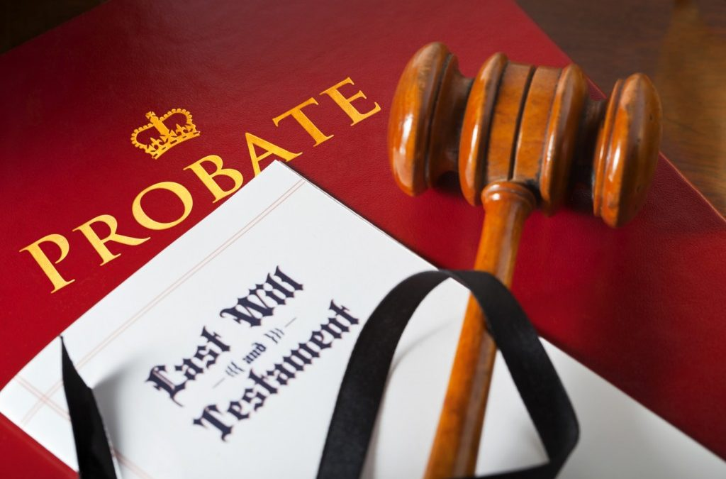 How to Handle Property Inherited Through Probate?